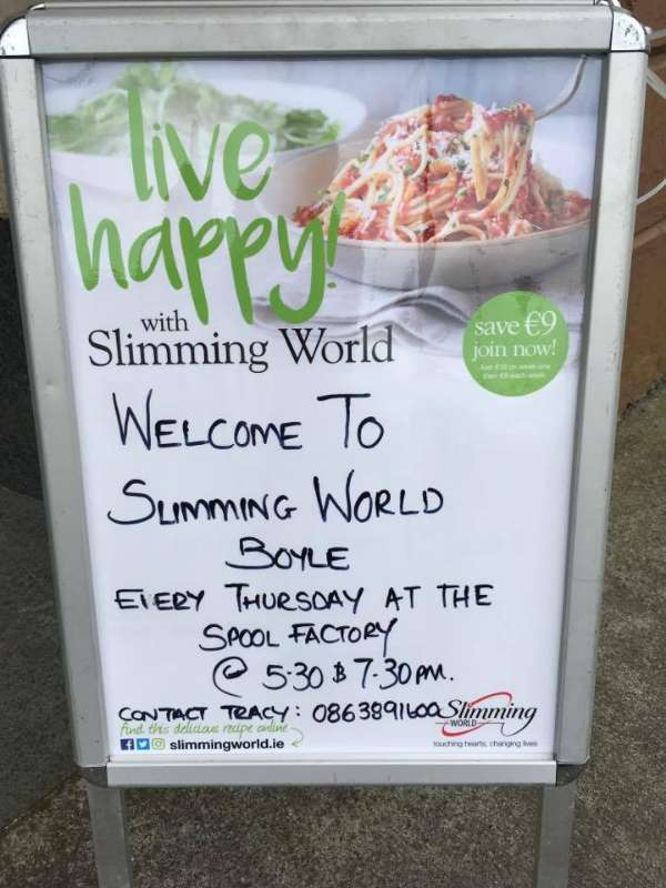 Photo of Boyle Slimming World on Saturday