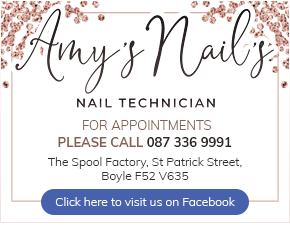 Amy's Nails, Boyle