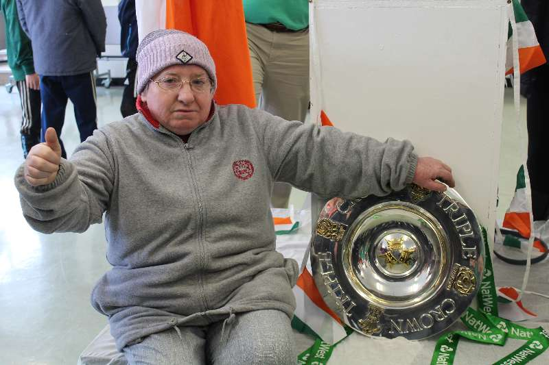 Photo of Rugby trophies come to Boyle