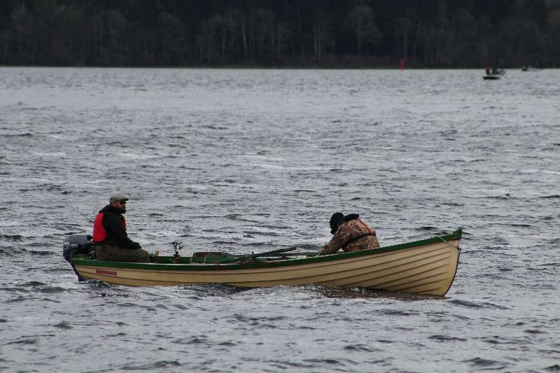 Photo of Clancy Cup fishing on Oakport Lake
