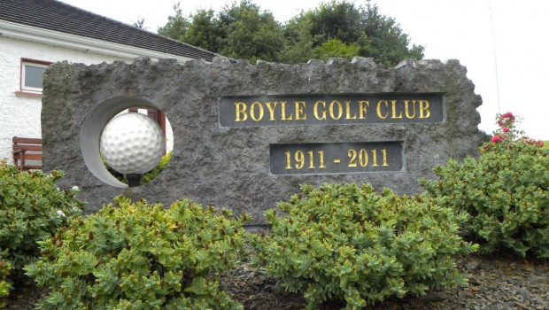 Photo of Drumderrig Cup at Boyle Golf Club