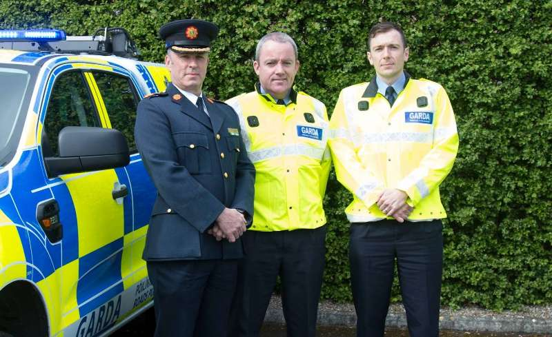 Photo of Local Gardai join Roads Policing Unit