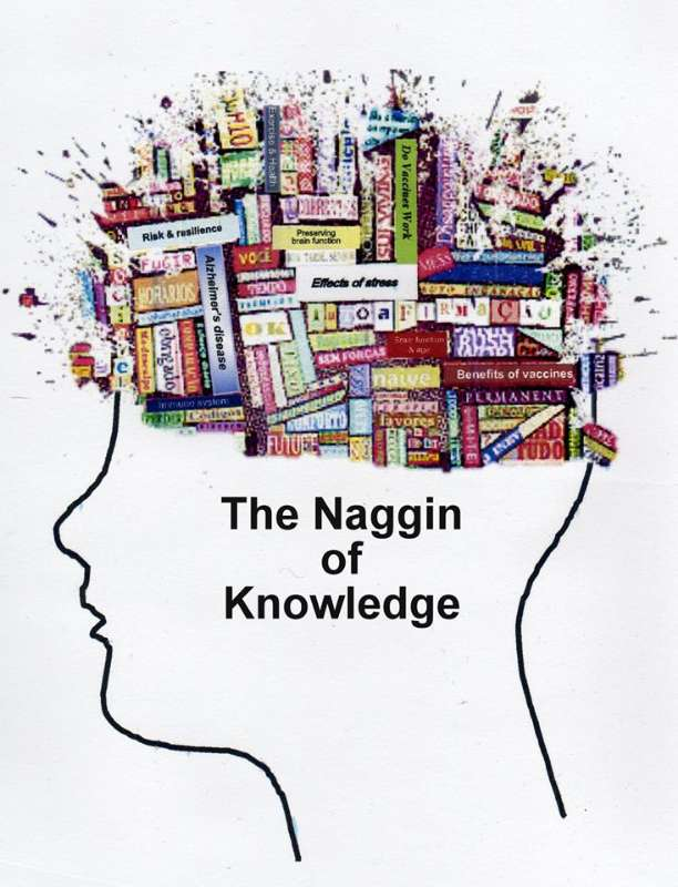 Photo of 'A Naggin of Knowledge' tonight