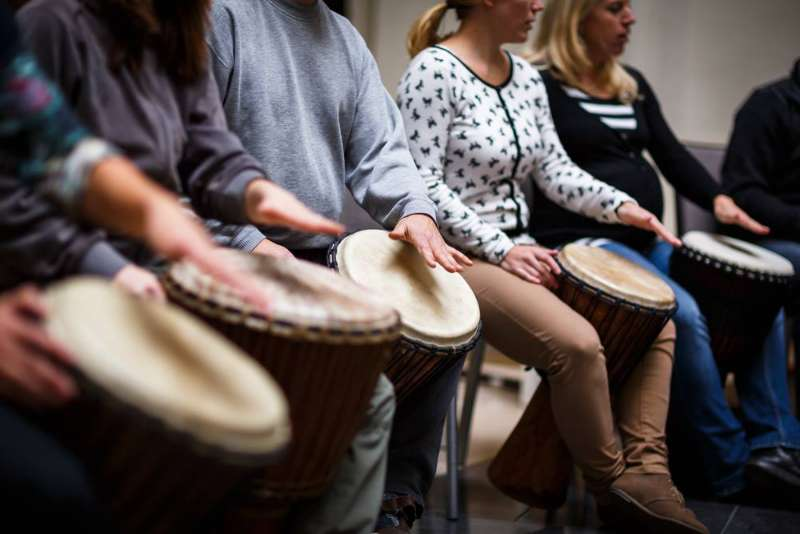 Photo of Drumming Circle meet in Boyle