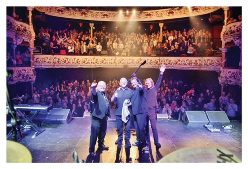 Photo of Bagatelle play Roscommon tonight