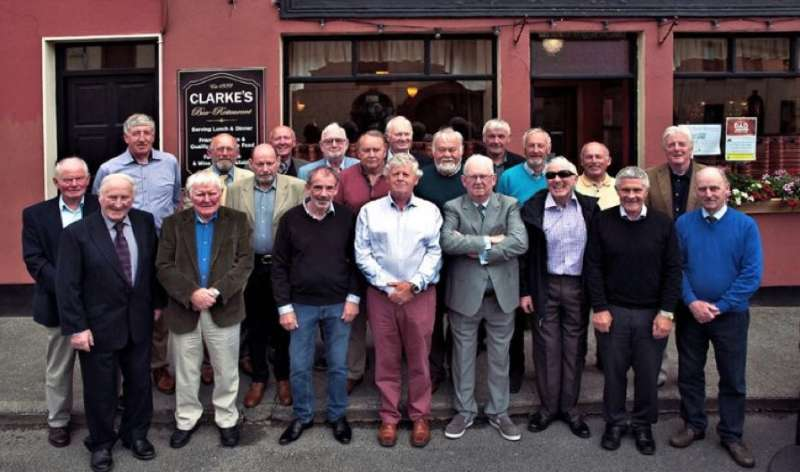 Photo of Class of '68 reunion in Boyle