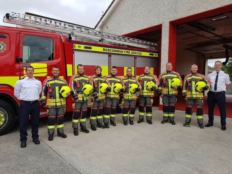 Photo of New fire appliance arrives in Boyle