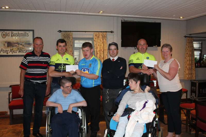 Photo of Groups benefit from Lough Key Classic
