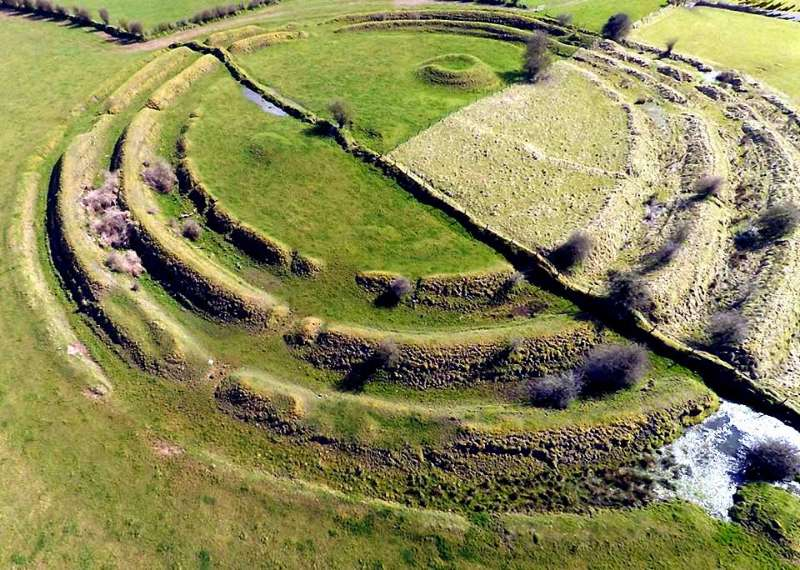 Photo of Lecture on Roscommon Ringfort