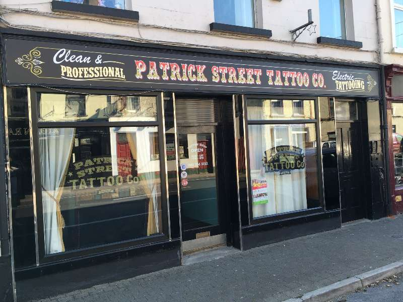 Photo of Patrick Street Tattoo opening