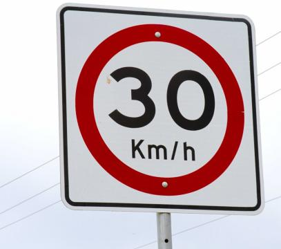 Photo of New speed limits for housing estates