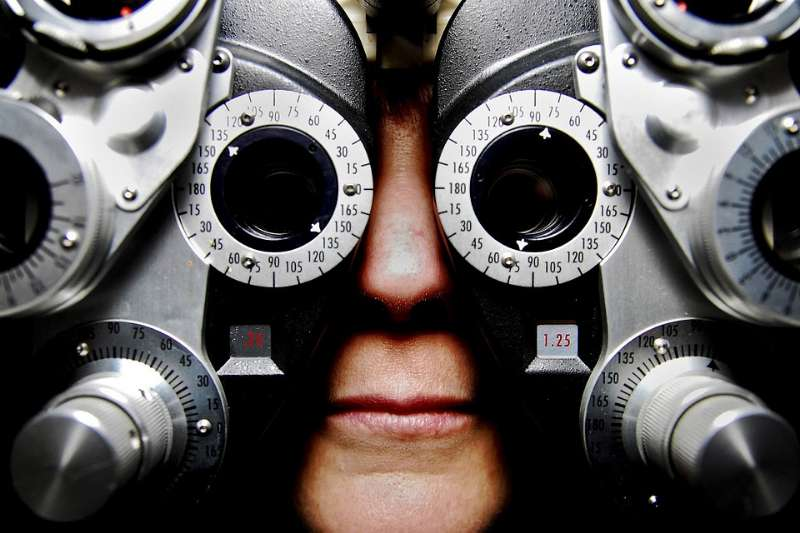 Photo of Concern over travel for eye test
