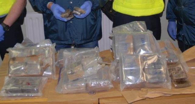 Photo of Biggest ever drug seizure in Leitrim