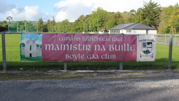 Photo of Ticket details for Boyle GAA weekend games