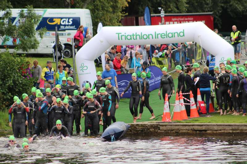 Photo of Lough Key Tri in National Series