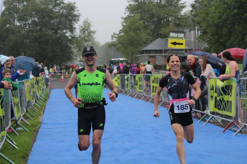 Photo of Large entry for Lough Key Triathlon