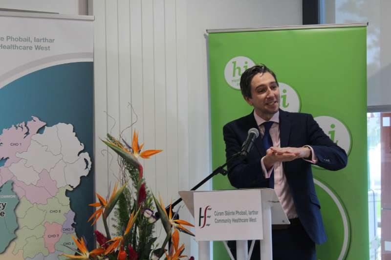 Photo of Minister opens Primary Care Centre
