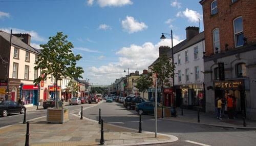 Photo of €780,000 grant for Roscommon town