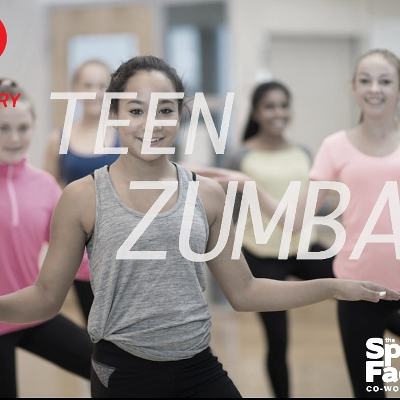 Photo of Teen Zumba continues this evening