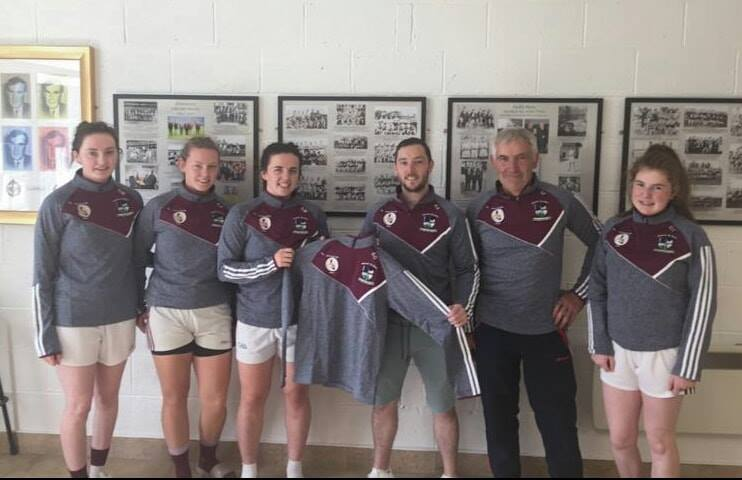 Photo of Sponsorship for Boyle Ladies Team