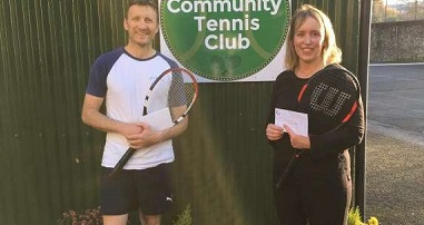 Photo of Boyle Tennis Autumn Singles League
