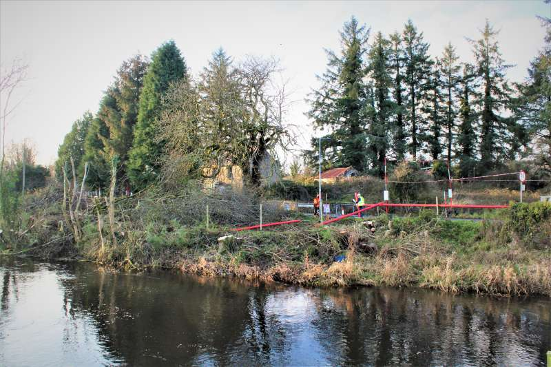 Photo of OPW commence work on Boyle river