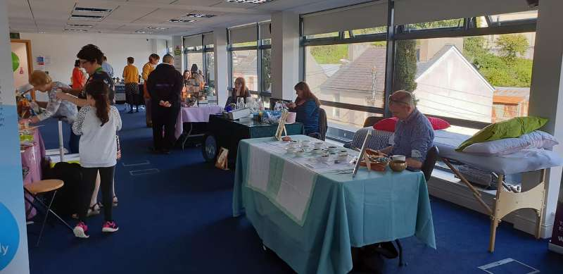 Photo of Health, Wellbeing & Craft Fair in Boyle