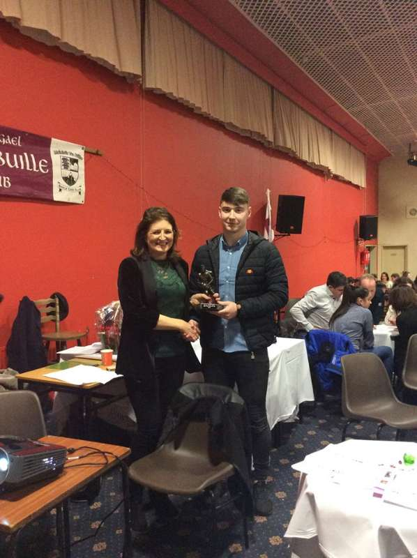 Photo of Quiz and awards night held in Boyle