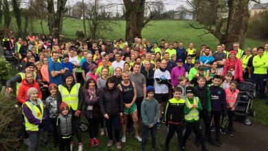 Photo of Cootehall run on St Stephens Day