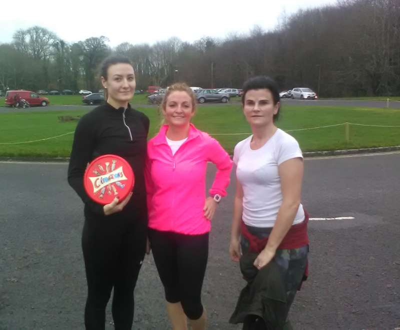 Photo of Successful 5k held in Lough Key Park