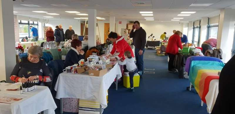 Photo of Well-being & Craft Fair in Boyle