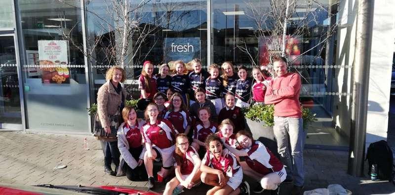 Photo of Boyle girls win Spikeball Tournament