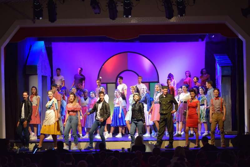 Photo of 'All Shook Up' continues until Friday