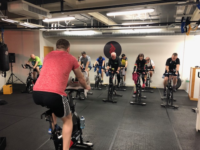 Photo of Bring a friend beginners spin class