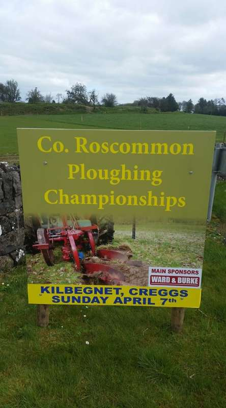 Photo of County Ploughing launch tonight