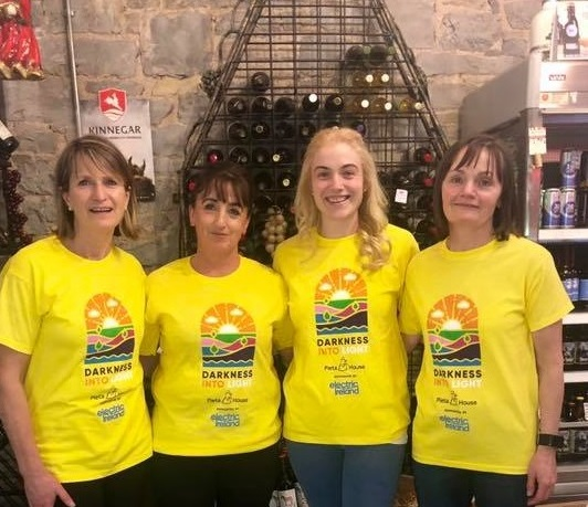 Photo of Darkness into light launch in Boyle