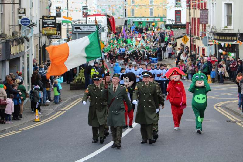 Photo of Concern for future of Boyle St. Patrick's Day parade
