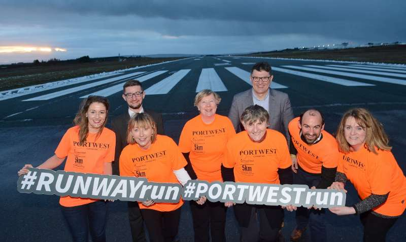 Photo of IWAK Runway Fun Run on Saturday