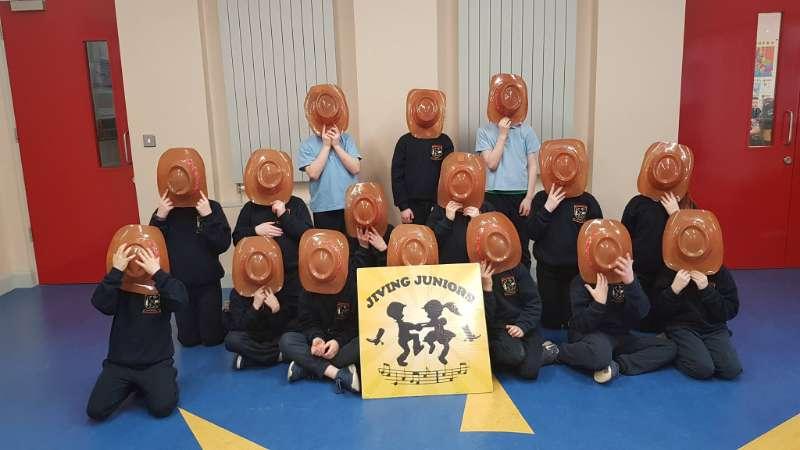 Photo of 'Jiving Juniors' dance class in Boyle