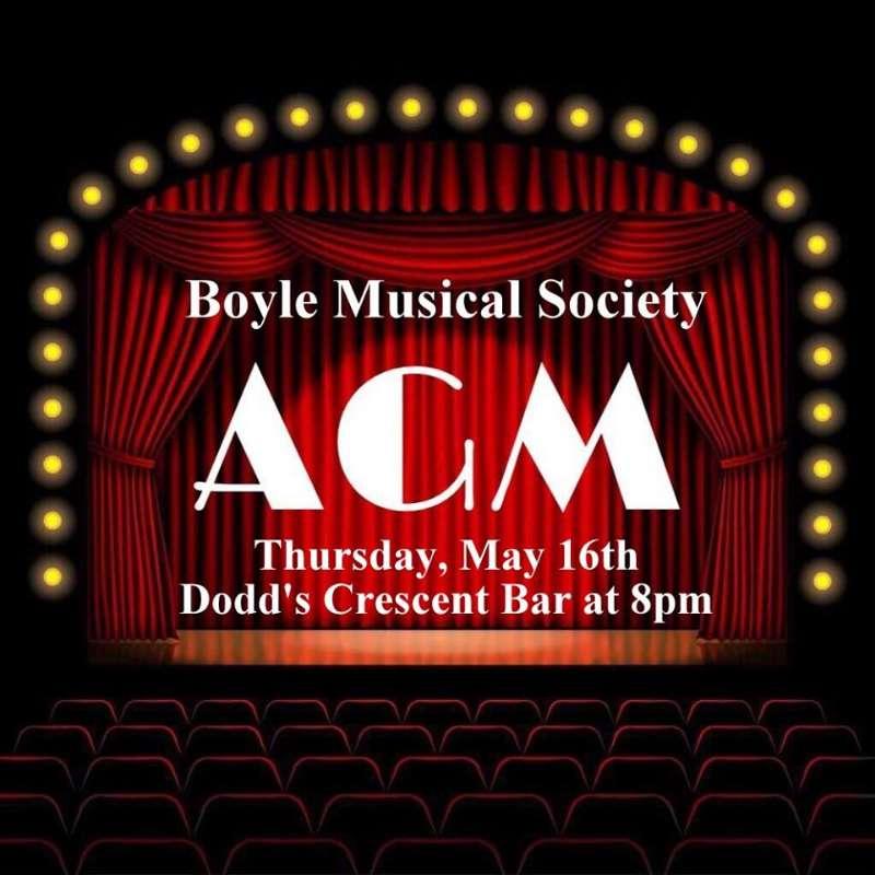 Photo of Musical Society AGM tonight