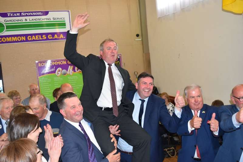 Photo of Cummins is first elected in Boyle L.E.A.