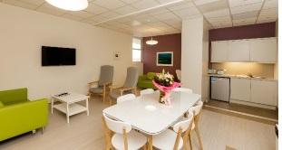 Photo of New family room at Sligo Hospital