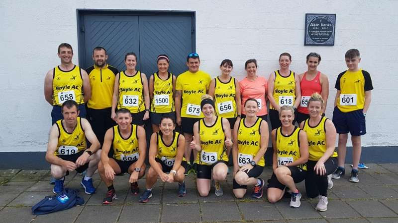 Photo of Boyle athletic club news