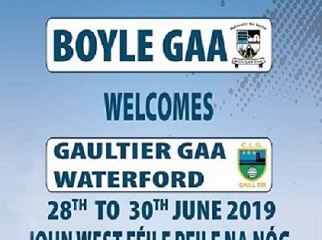 Photo of Boyle welcomes Gaultier GAA to town