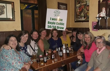 Photo of Mary wins €1465 'Celtic draw