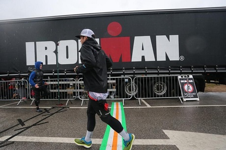 Photo of Boyle brothers compete in 'Ironman'