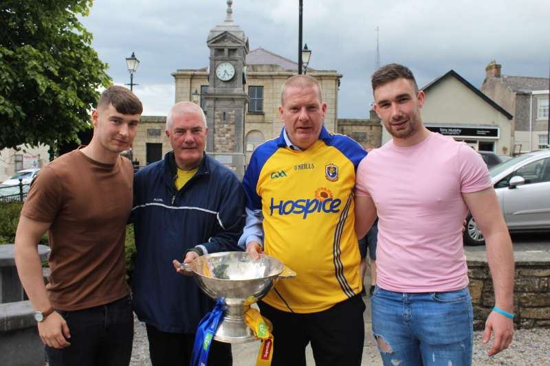 Photo of Nestor Cup to visit Abbey Park