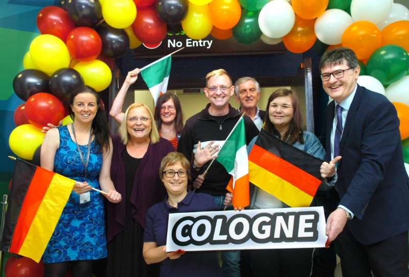 Photo of New Cologne flight from IWAK