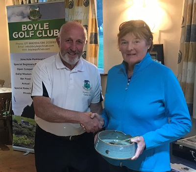 Photo of Boyle golf club weekly news