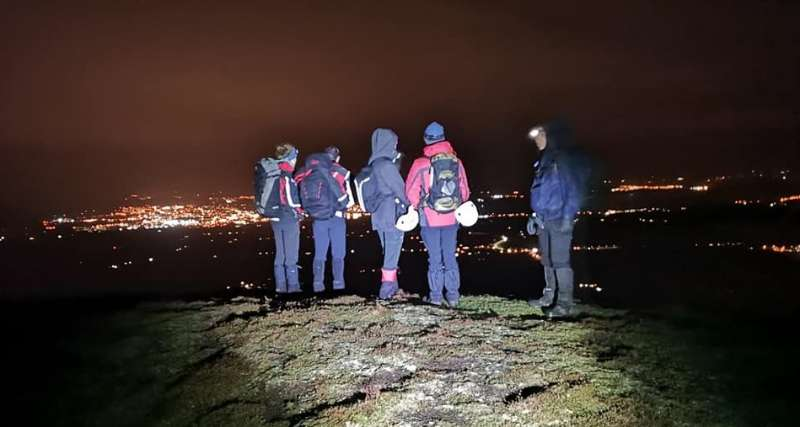 Photo of Ben Bulben Summer Night Walk